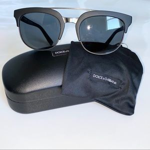Dolce and Gabanna prescription sunglasses